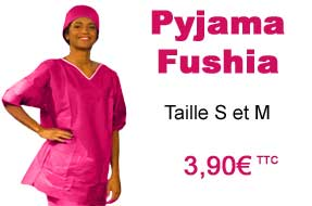Pyjamas non stériles
