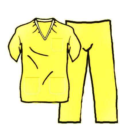 Pyjama Yellow
