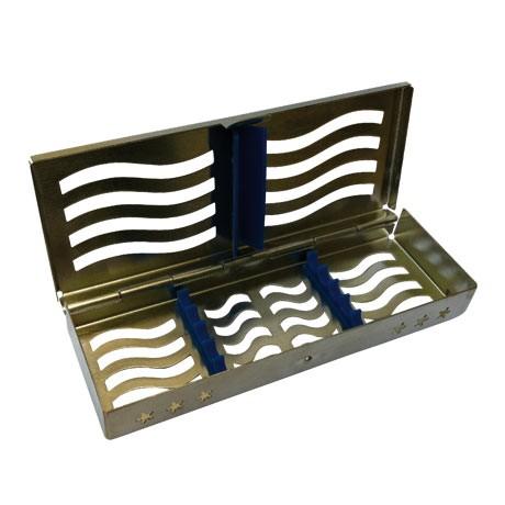 Cassettes Porte 5 instruments