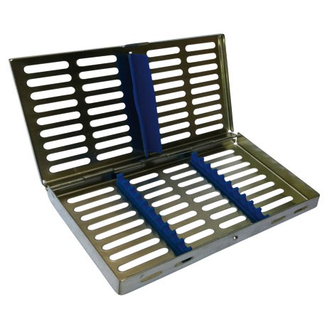 Cassettes Porte 10 instruments