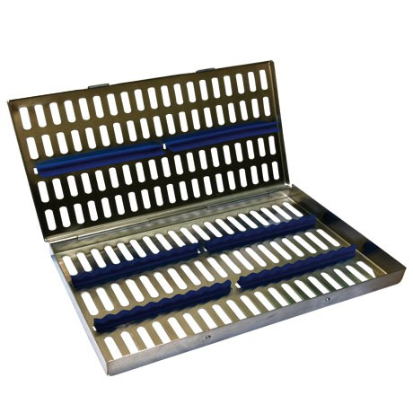 Cassettes Porte 20 instruments